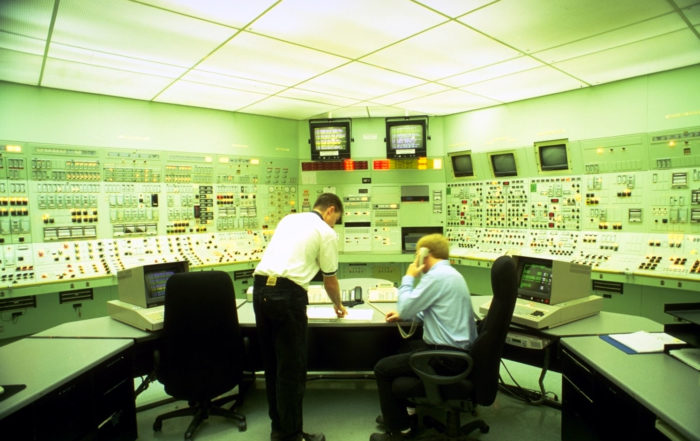 Ontario Power Generation Pickering Control Center