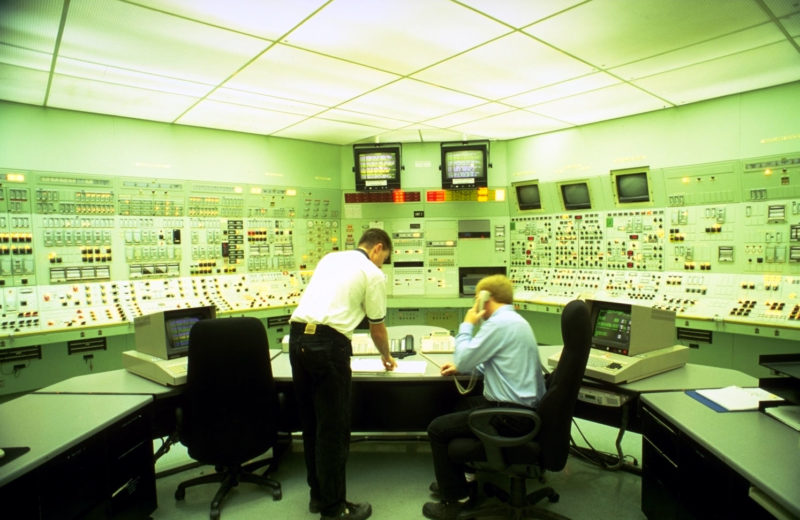Ontario Power Generation Pickering Control Center